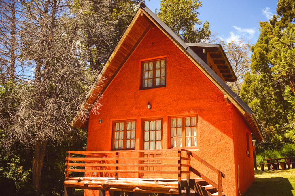 Cabaña 5 personas - Exterior