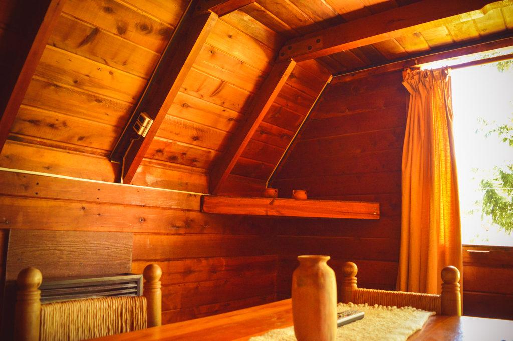 Cabañas 2 -3 Personas - Interiores